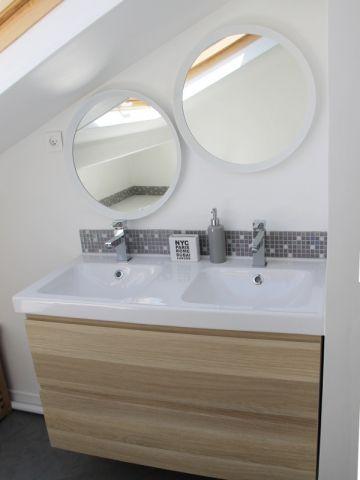 les 25 meilleures id es concernant meuble sous vasque bois sur pinterest meuble vasque vanit. Black Bedroom Furniture Sets. Home Design Ideas