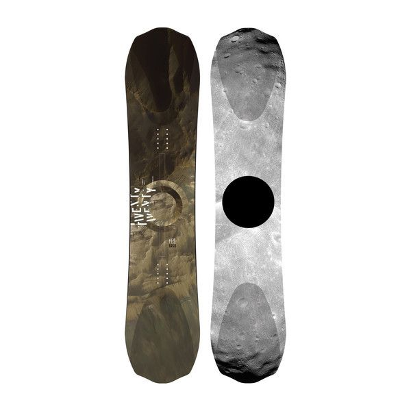 YES. 20/20 Powder Hull 154 Snowboard