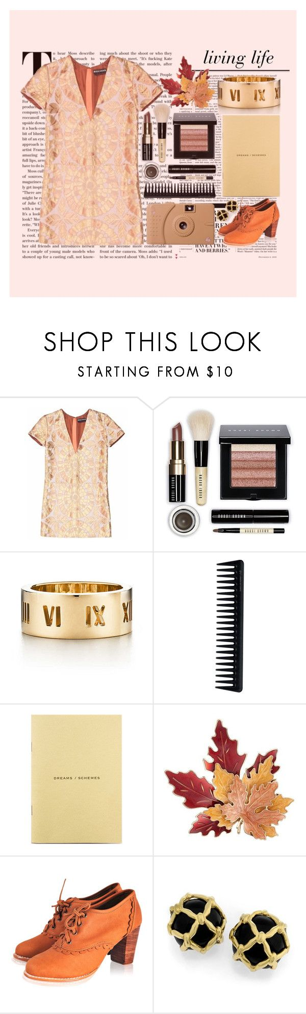 """my youth"" by skybluepink173 ❤ liked on Polyvore featuring Nicki Minaj, Rochas, Bobbi Brown Cosmetics, Poketo, Tiffany & Co., GHD and Croft & Barrow"