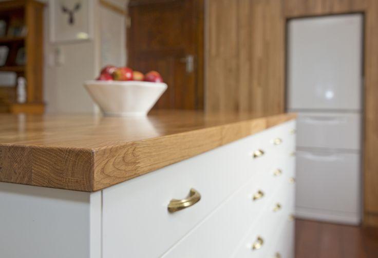 Kitchen Sally Steer Design Wellington NZ American Oak