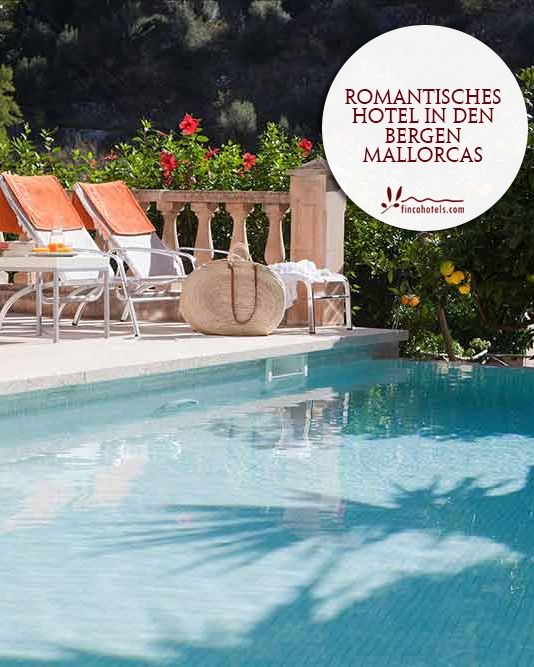 Fornalutx Petit Hotel - Mallorca: Romantic hotel in the mountains of Mallorca. Romantisches Hotel in den Bergen Mallorcas.
