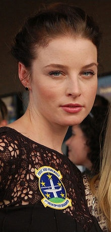 Rachel Nichols (actress) - Wikipedia, the free encyclopedia