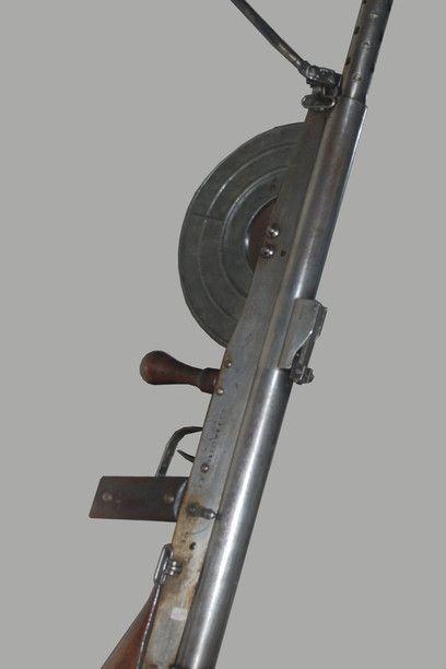 Tipo, mitragliatrice leggera fucile mitragliatore