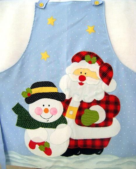 avental de tecido oxford com forro de tecido algodão aplicação tb te tecido algodão com pintura. R$45,00