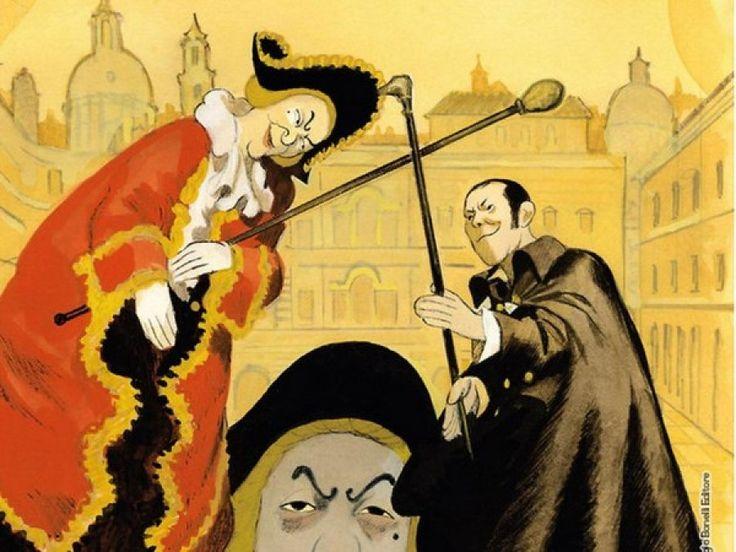 Fumetti: Mercurio Loi, nella Roma papalina contro 'il burattinaio'