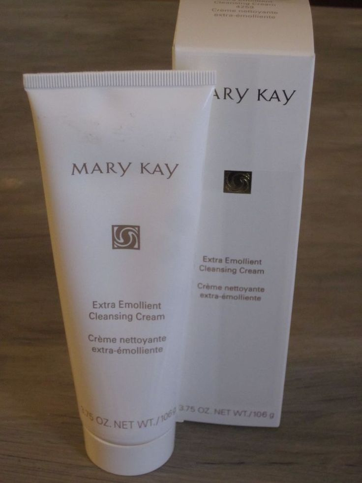 Mary Kay Extra Emollient Cleansing Cream Classic Full Size
