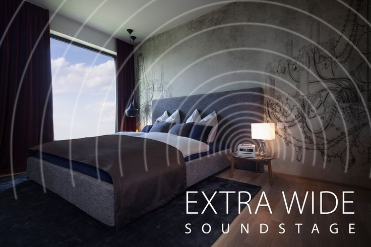Crafted by German Engineers, the upward facing speaker produces 360-degree sound throughout the room. Awarded multiple honors throughout Europe for excellent sound quality.