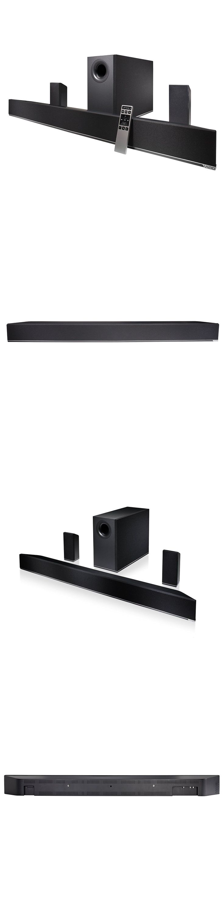 Home Theater Systems: New Vizio S4251w-B4 5.1 Soundbar With Wireless Subwoofer And Satellite Speakers -> BUY IT NOW ONLY: $236.55 on eBay!