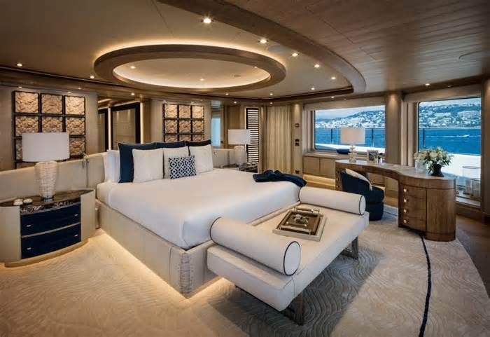 The Interior Design Of The 243-Foot-Long Superyacht Cloud 9 Steals The Show In Monaco Superyacht shoppers may be descending on Fort Lauderdale to see the largest collection of yachts for sale and charter here in the U.S. this weekend, but when it comes to the ultimate superyacht showplace, it's hard to compete with the Monaco Yacht Show ...