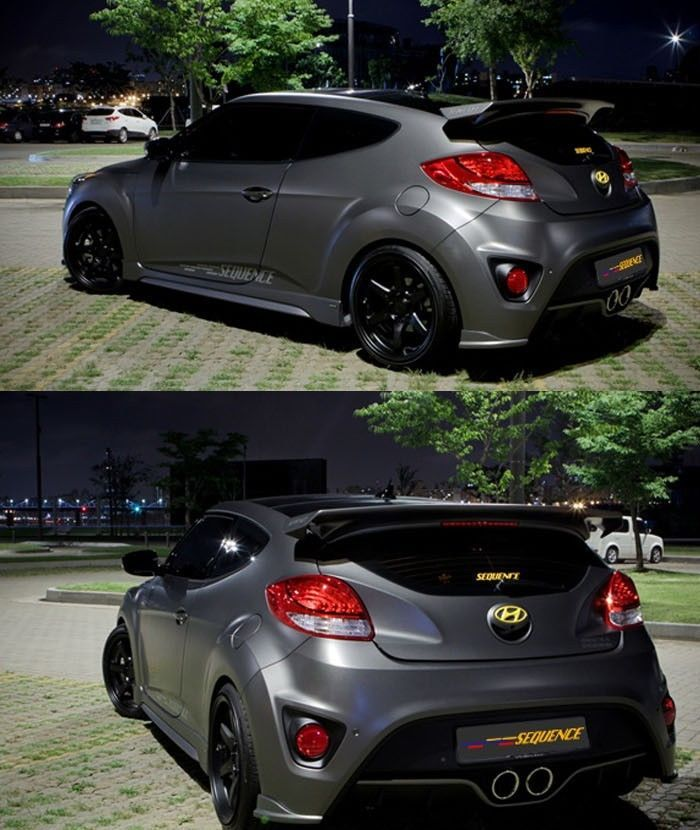 Sequence Devil Wing Rear Spoiler For Hyundai Veloster TURBO 2012 2016 | eBay Motors, Parts & Accessories, Car & Truck Parts | eBay!