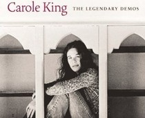 """The beauty of Carole King's long-awaited CD, """"The Legendary Demos,"""" released today, is when you unwrap it and push """"play,"""" your every expectation of anticipation and wonderment is met with pure delight and then some. At last, you hear how it was back in the day, the rough studio demo presented to other artists, producers, and label executives for their choosing. And it makes sense why so many people consider her a music genius. #examinercom."""