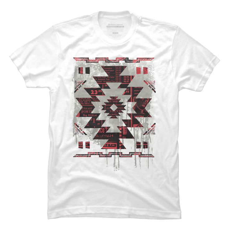 Aztec Modern Men's T-Shirt