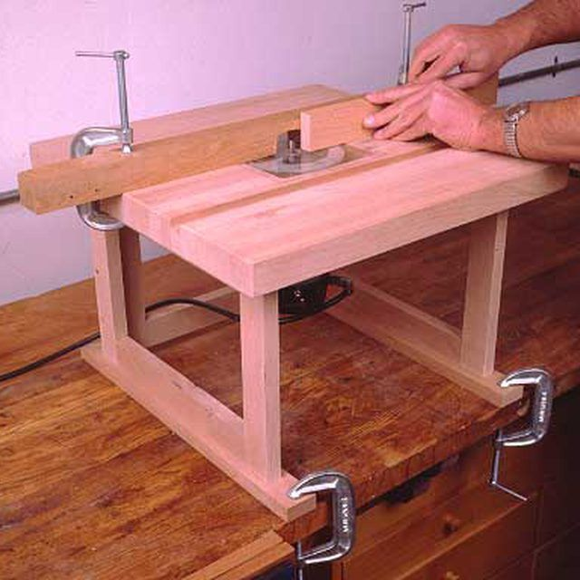 17 mejores ideas sobre mesa de fresado en pinterest - Mesa de trabajo bricolaje ...