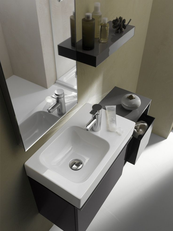 Op zoek naar kleine badkamermeubels? Bekijk ze op KleineBadkamers.nl