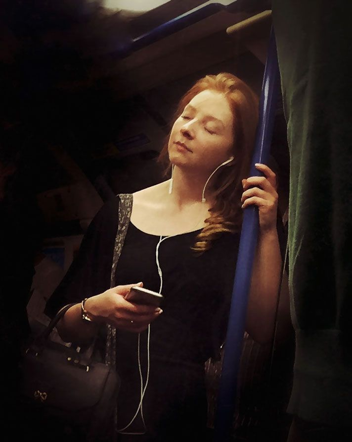 Photographer Transforms London Commuters into Renaissance Portraits: He inconspicuously transforms passengers into Renaissance portraits as they go about their normal routines, capturing his portrayals of them on his iPhone with plays on shadows and lights to emulate styles of 16th century painters. ...