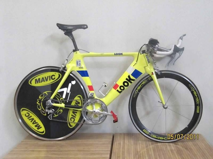 Look Tt Bike Kg 496 Another Great Look Tt Bike From The Tour