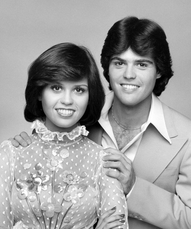 Donny and Marie TV Show Photo A142 | eBay