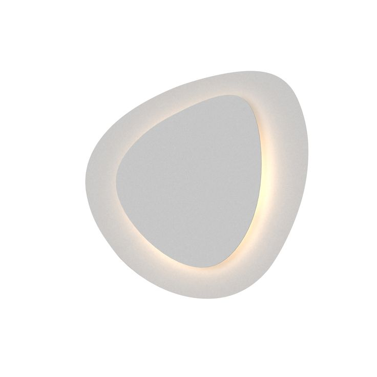 lighting for halls. abstract panels large 2plate led sconce269298 sonneman a way of lighting for halls