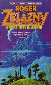 """19th Level: Fiction Review: """"Nine Princes in Amber"""" by Roger Zelazny"""
