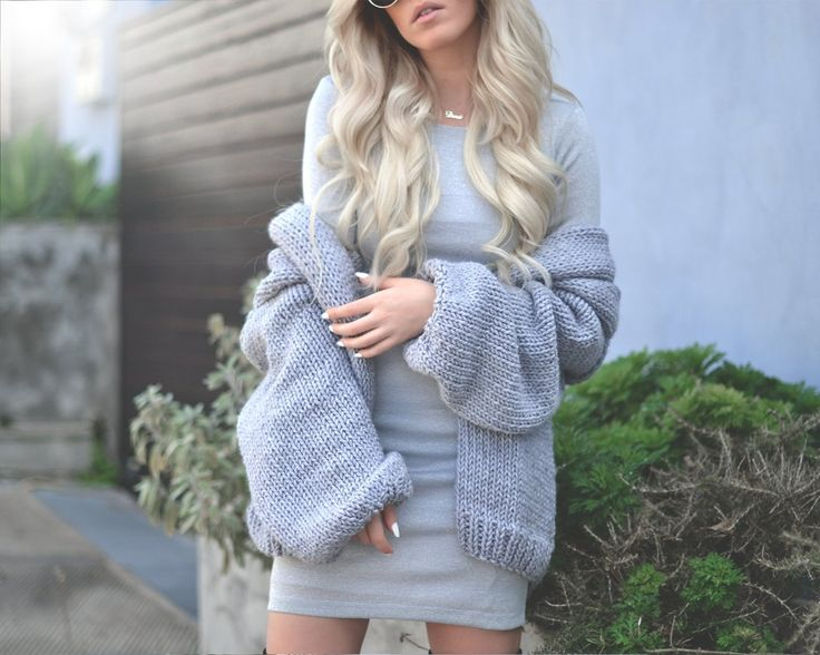 GREY ON GREY | Outfit Of The Day | Style Limelight | Style Limelight