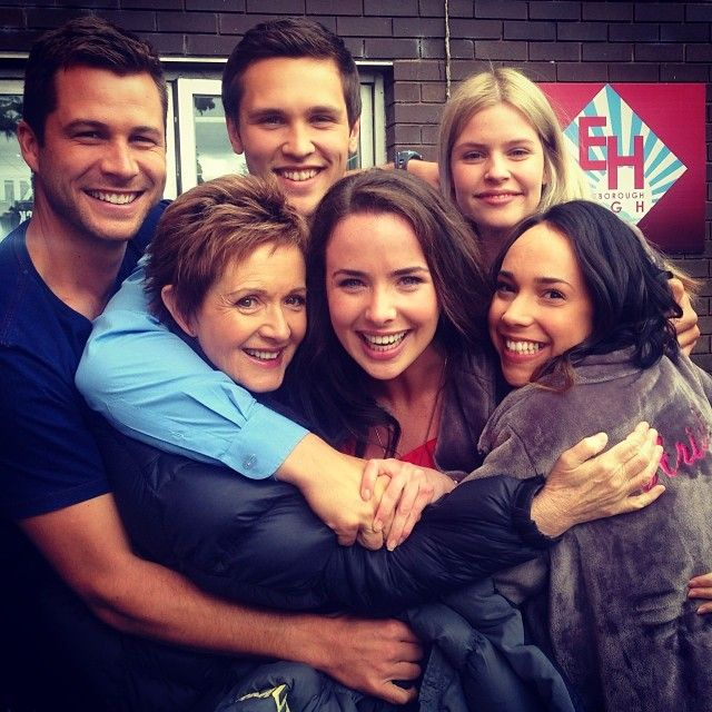 Ashleigh Brewer's last scene on Neighbours #NeighboursInstagram #NeighboursInstagram #Neighbours2014