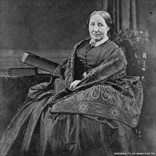 "Elizabeth Gaskell, feminist, activist, author of ""North & South"" and ""Wives and Daughters"""