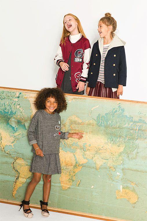 AUTUMN EDITORIAL-GIRL | 4 - 14 years-KIDS | ZARA Hungary