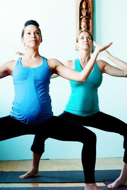 Expert Prenatal Yoga and Labor Tips