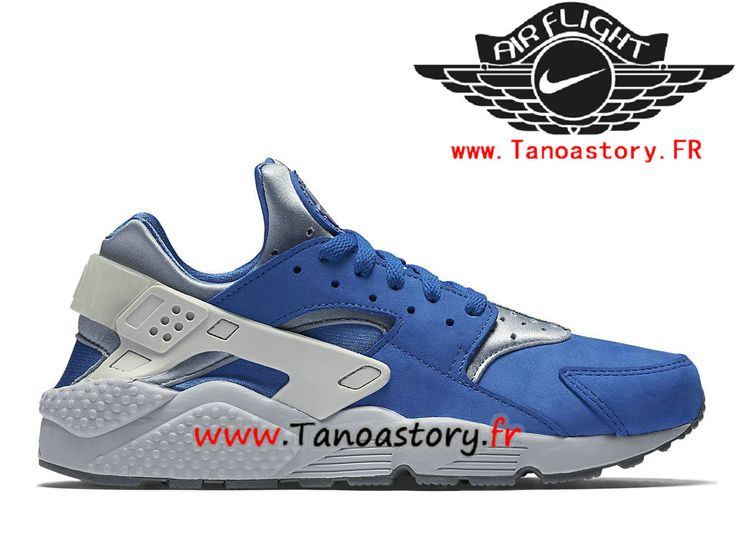 Chaussures Homme Nike Air Huarache Prix Pas Cher Bleu Gris 704830_400-704830_400-Nike Basketball - Nike Site Officiel | Tanoastory.fr