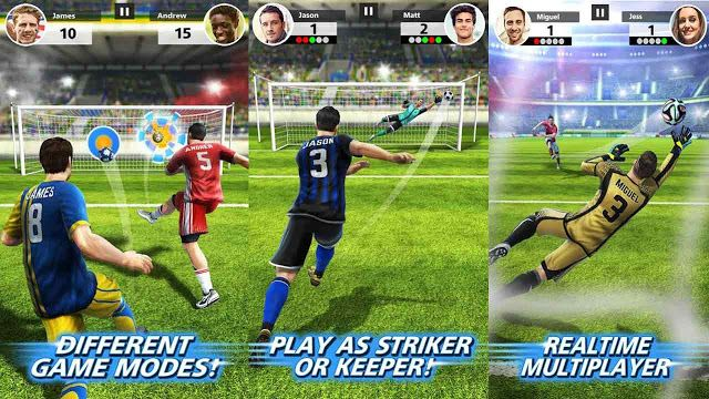 10 Best Football Games For Android Football Games English Football League Top League