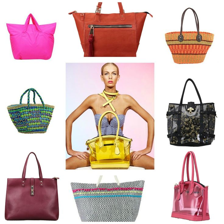 Tote Bags Are A Great Choice For Women In Workplace #girl #women #fashion #totes