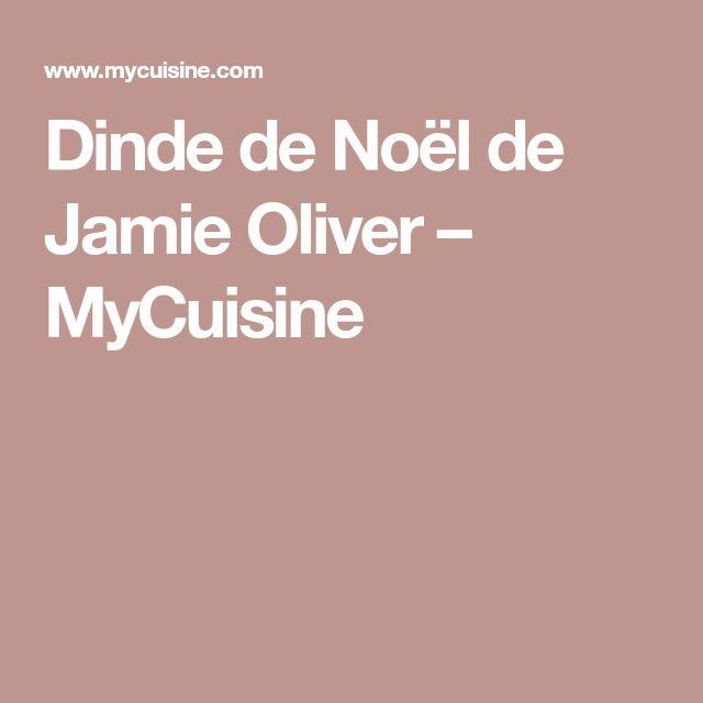 Dinde de Noël de Jamie Oliver – MyCuisine