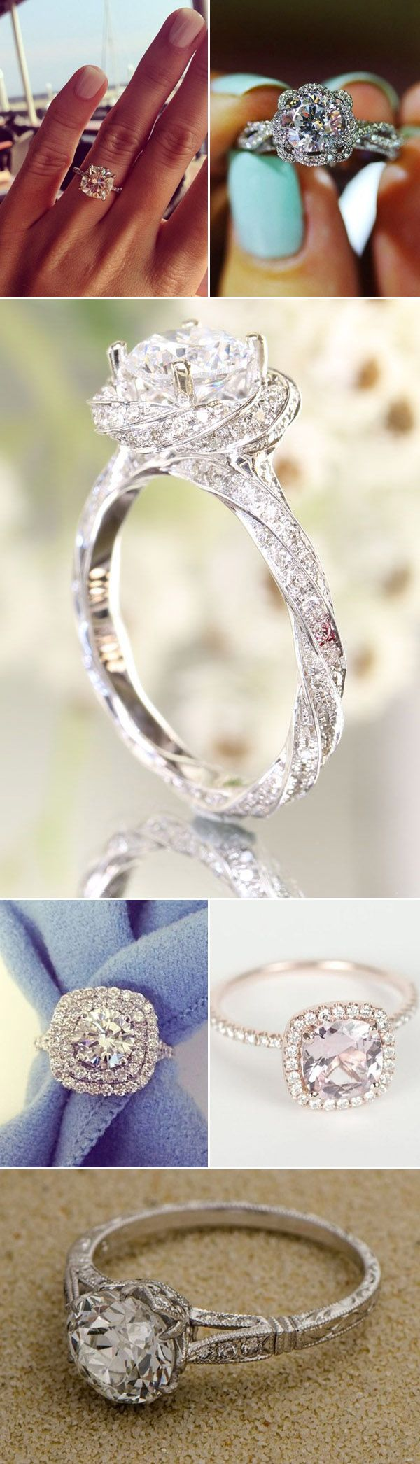 top 20 breathtaking wedding engagement rings