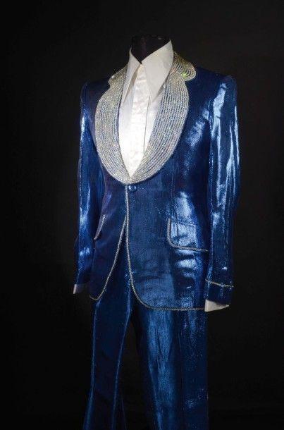 Claude François. Costume de scène. L'un des trois derniers ...