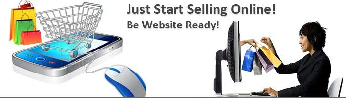 Just Start Selling Online! Be Website Ready!! contact us for more detail. Visit us : https://goo.gl/oxG7Rl #WebDesigning #WebDevlopment #DigitalMarketing #ORM #GraphicDesigning #ContentWriting
