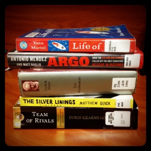 Reading the Oscars #books