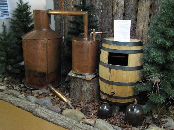Make homemade whiskey