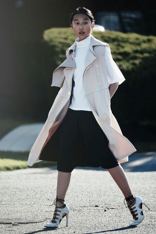 Petite fashion bloggers : Shine by Three :: BombPetite.com