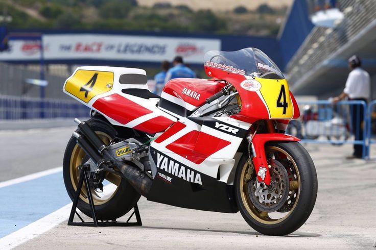 Yamaha YZR 500 1989