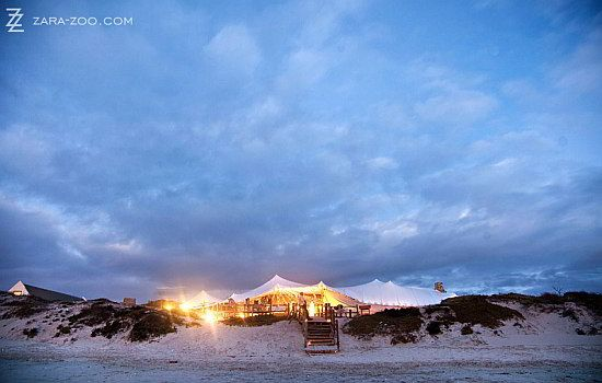 #Strandkombuis Beach Wedding Venue, Cape Town