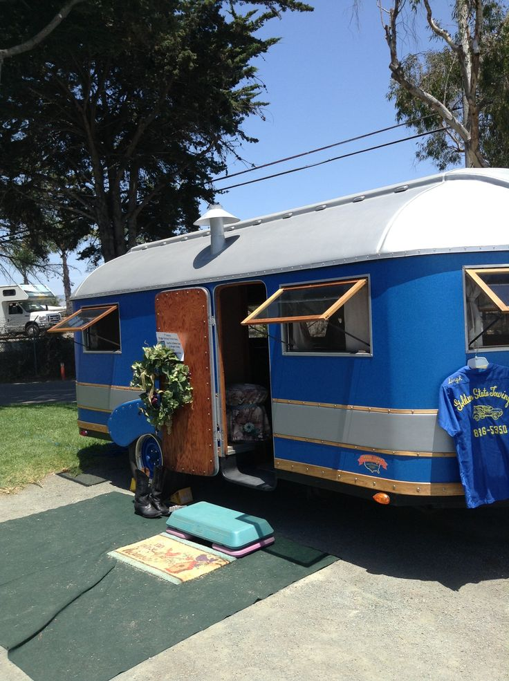 17 Best Images About Vintage Amp Repurposed Rvs On Pinterest