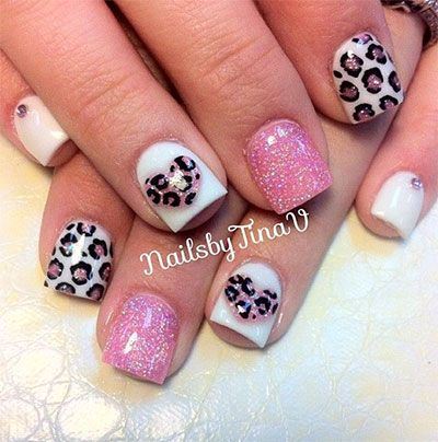 Nail Designs, unas decoradas