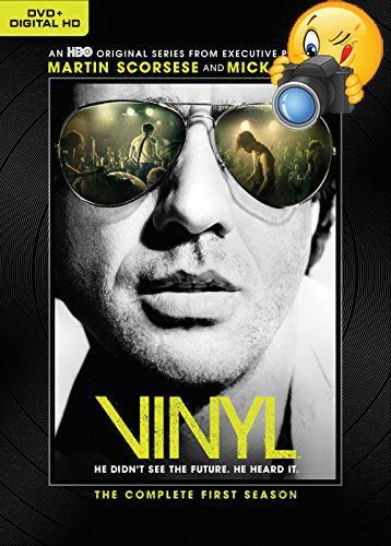 #spring2018 From Oscar®-winner* Martin Scorsese, Mick Jagger and Terence Winter, #VINYL explores the drug- and sex-fueled #music business of the 1970s. A dizzying...