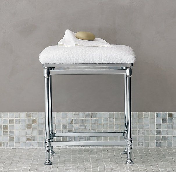 Vanity Stools For Bathroom: 46 Best Images About Master Bath Paint & Decor On