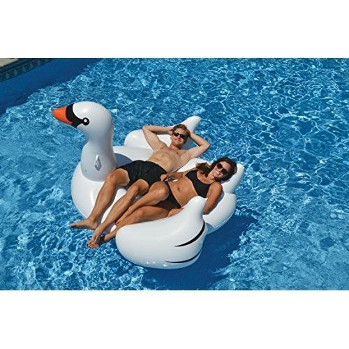 Inflatable Toys Pool Sea Giant Swan 75 Inch | Home & Garden, Yard, Garden & Outdoor Living, Pools & Spas | eBay!