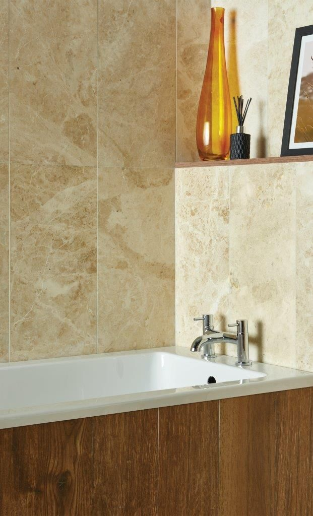 Bellano Honed Polished Marble Tiles In A 60 X 30cm Size Suitable For Walls