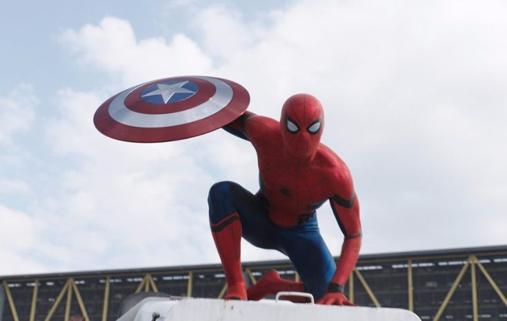 "New Trailer for ""Captain America: Civil War"" featuring Spider-Man / Spider-Manが登場する「Captain America: Civil War」の最新予告編が公開された。"
