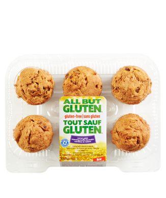 All But Gluten™ Carrot raisin morning muffins