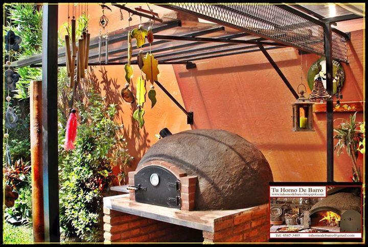 80 best images about parrillas y hornos de barro on pinterest stove argentina and pizza - Parrillas y hornos a lena ...