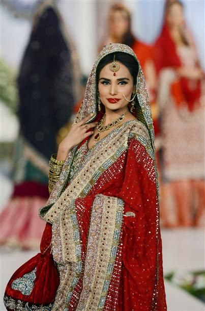 Authentic Pakistani Bride!